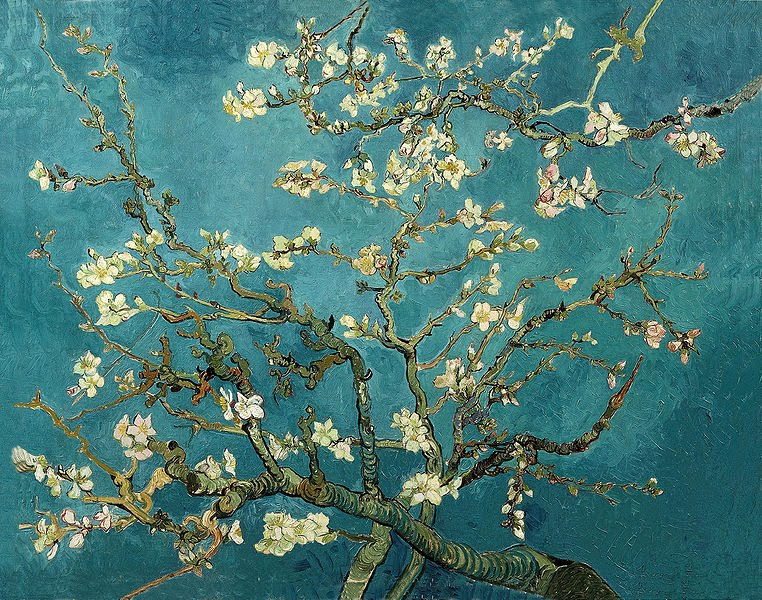 Van-gogh-Almond_Tree